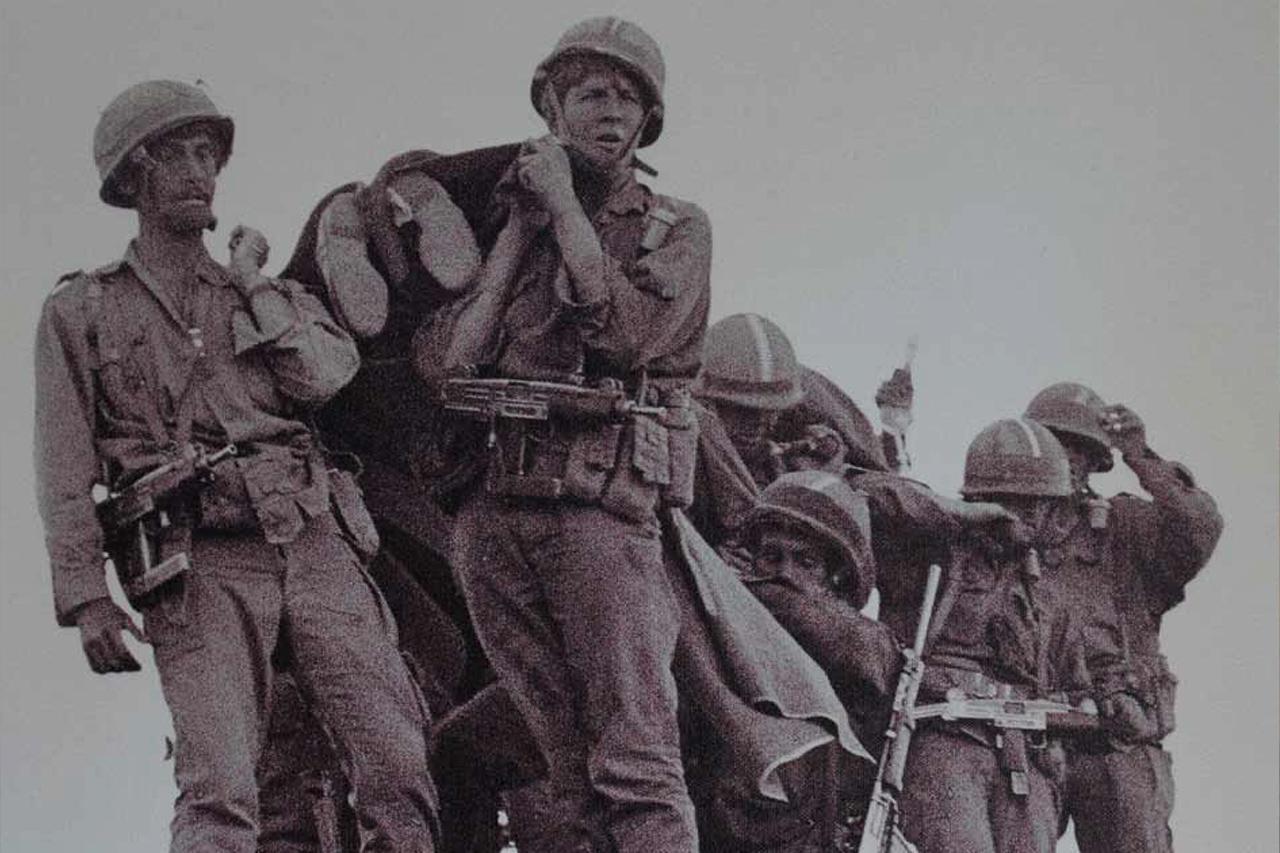 גדוד גדעון במלחמת יום הכיפורים