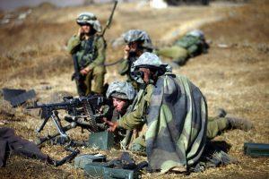 גדוד גדעון כשירות ומוכנות בשגרה חירום ומלחמה .