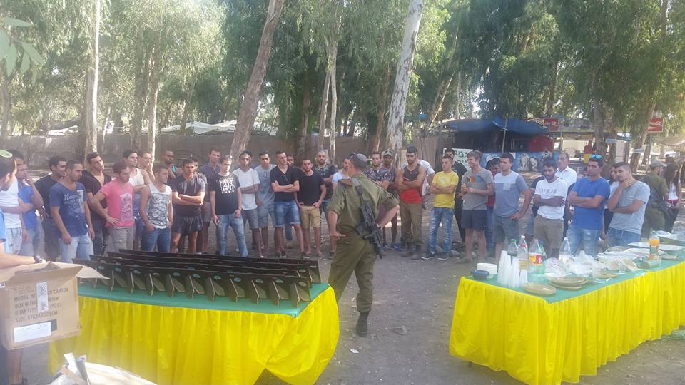 טיולי ומפגשי משתחררים גדוד גדעון