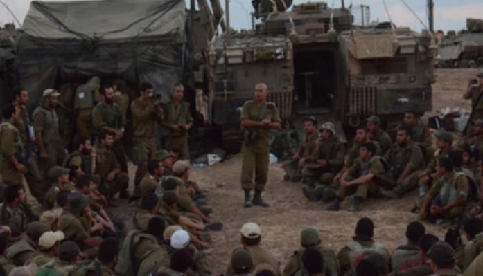 גדוד 13 – במבצע צוק איתן