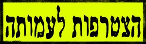 הצטרפות לעמותת גדעון - עמותת גדוד 13 גולני