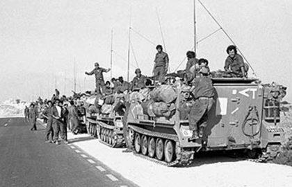 גדוד גדעון רצועת הביטחון בלבנון 1985-2000